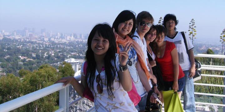 中学生 高校生 冬休み留学 アメリカ ロサンゼルス シトラスカレッジ 英語レッスン+アクティビティ FLS 学校