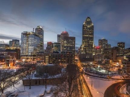 学生社会人シニア大人むけ短期長期語学留学 カナダ モントリオール