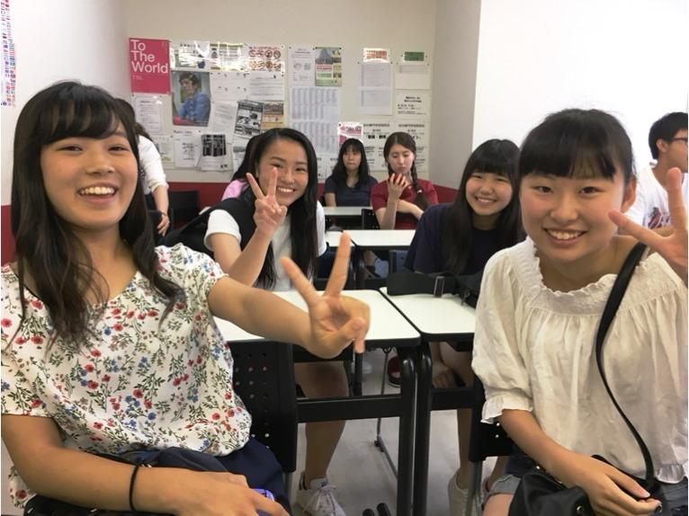 国籍を問わず友達が作れる。将来留学を考えている人にもオススメ。東京スプリング英語キャンプ2018