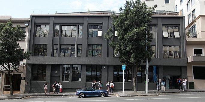 学生社会人シニア大人むけ短期長期語学留学 ニュージーランド オークランド 語学学校 Worldwode School of English ワールドワイド 学校