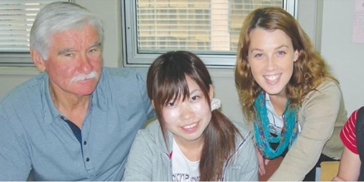 学生社会人シニア大人むけ短期~長期語学留学 ニュージーランド・オークランド 一般ビジネス英語レッスンTOEICIELTS対策 ホームステイレジデンス Dominion English Schoolsドミニオン