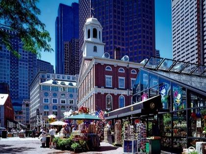 学生社会人シニア大人むけ短期長期語学留学 アメリカ United States of America 語学学校 ボストン