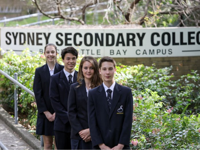 シドニー・セカンダリー・カレッジ Sydney Secondary College Blackwattle Bay Campus