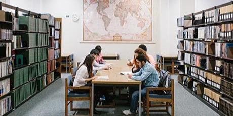 学生社会人シニア大人むけ短期~長期語学留学 アメリカ・シアトル 英語レッスン カレッジ編入進学準備 ホームステイレジデンス KAPLAN International English Seattle Highline College 自習