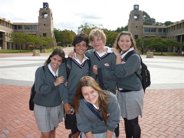 ベノワ・ステイト・ハイスクール Benowa State High School