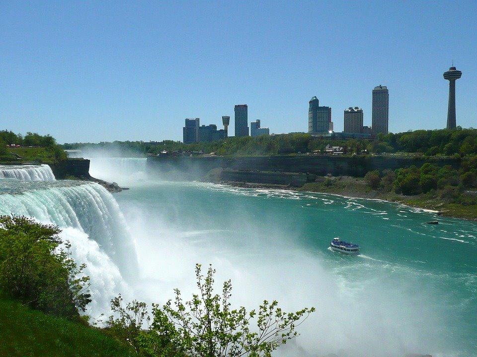 カナダ高校留学 雄大な自然