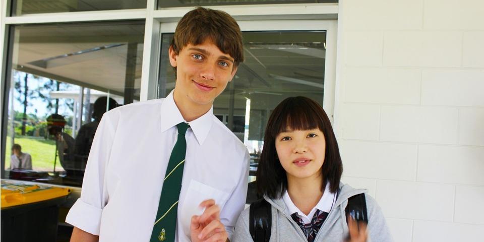 ISI国際学院ジュニア中高生の短期留学 サンパシフィックカレッジ(Sun Pacific College)オーストラリアケアンズ現地校体験プログラム