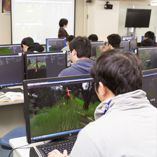 ゲームクリエータ科|ゲームクリエート専攻