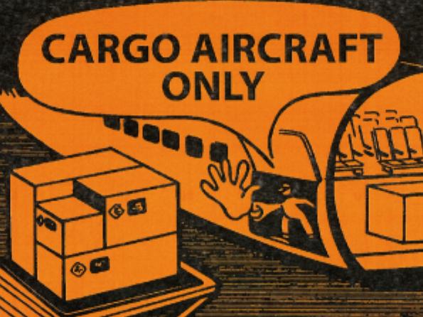 航空保安と危険物