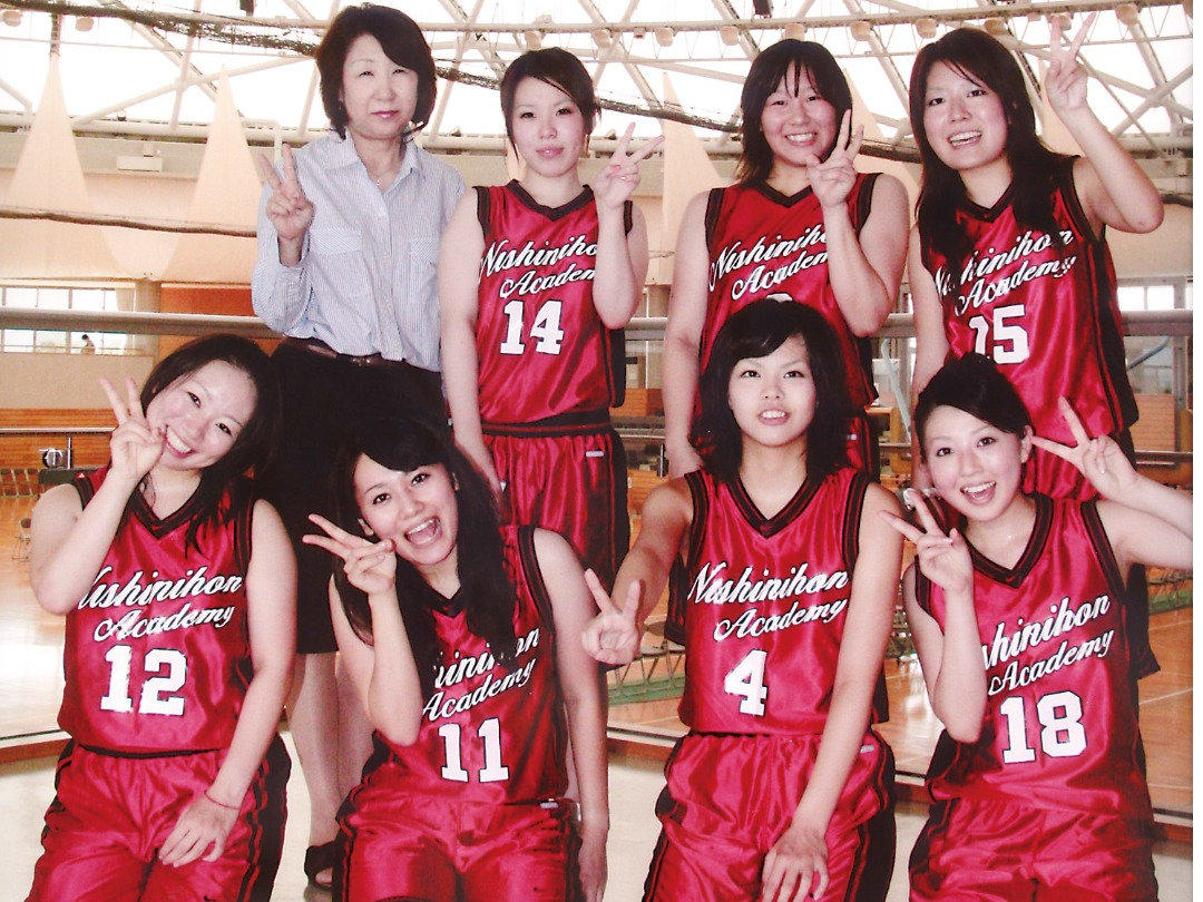 バスケットボール(女子)