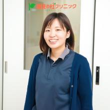 清野由夏 さん