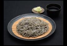 旬の食材フェア 黒豆そば&ミニ天丼