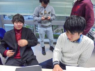 インテリア科  卒業制作展準備「ラストスパート!」