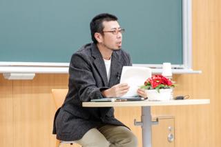文筆家 鈴木大介氏