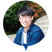 正野 智久 さん[ 2年 ]