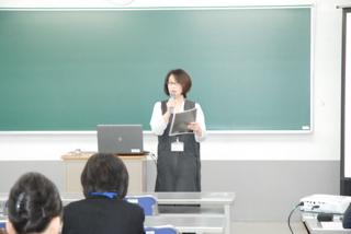 東北文化学園専門学校第3回教職員研修会