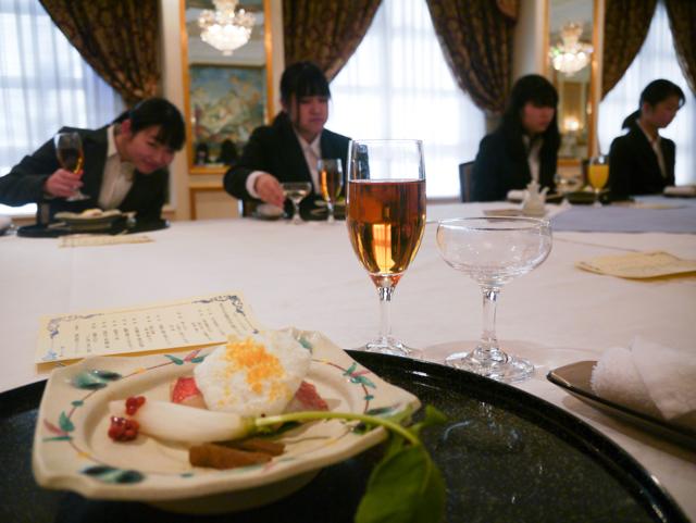 医療秘書科~和食のマナー講座~
