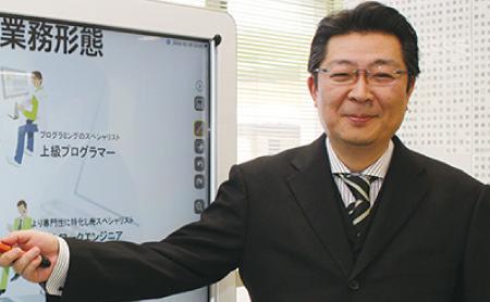 髙濱 和哲先生