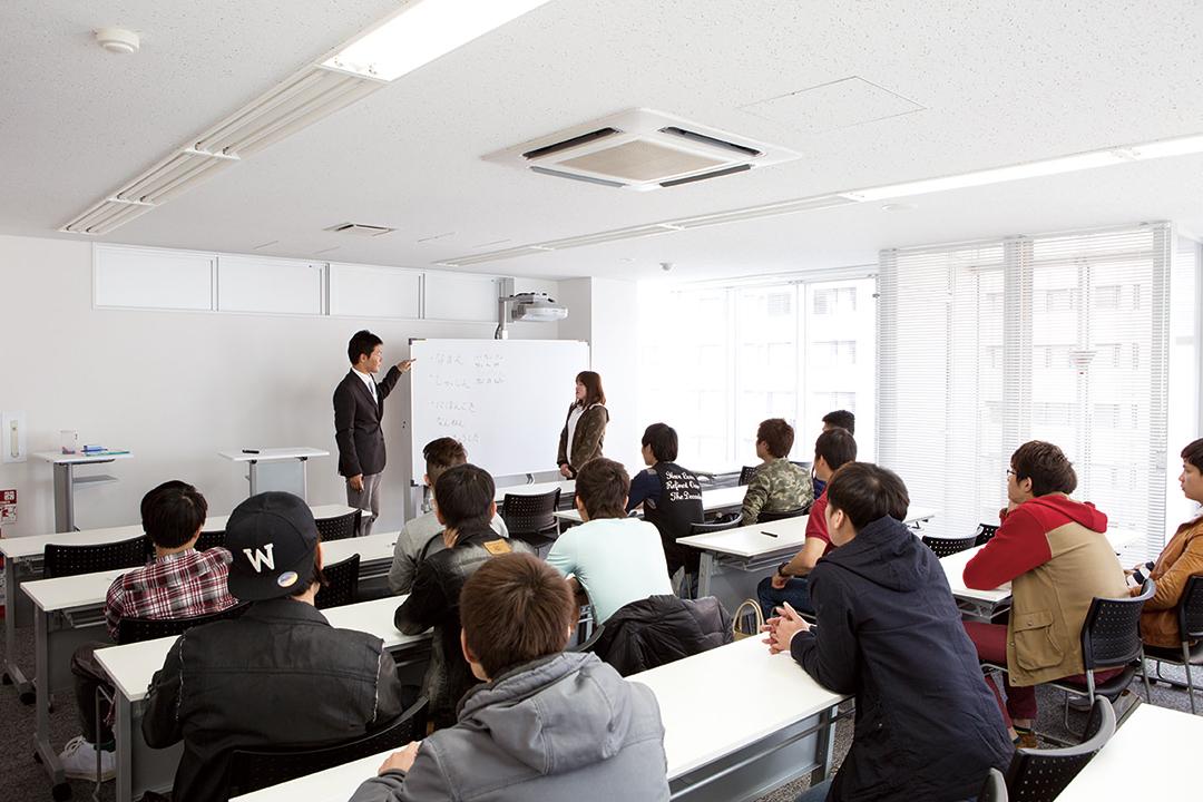 7A 教室