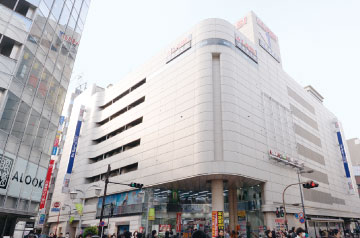 ヤマダ電機LABI1日本総本店