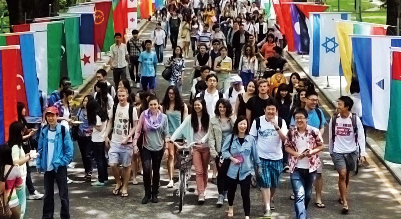50年以上の歴史を有する北京語言大学