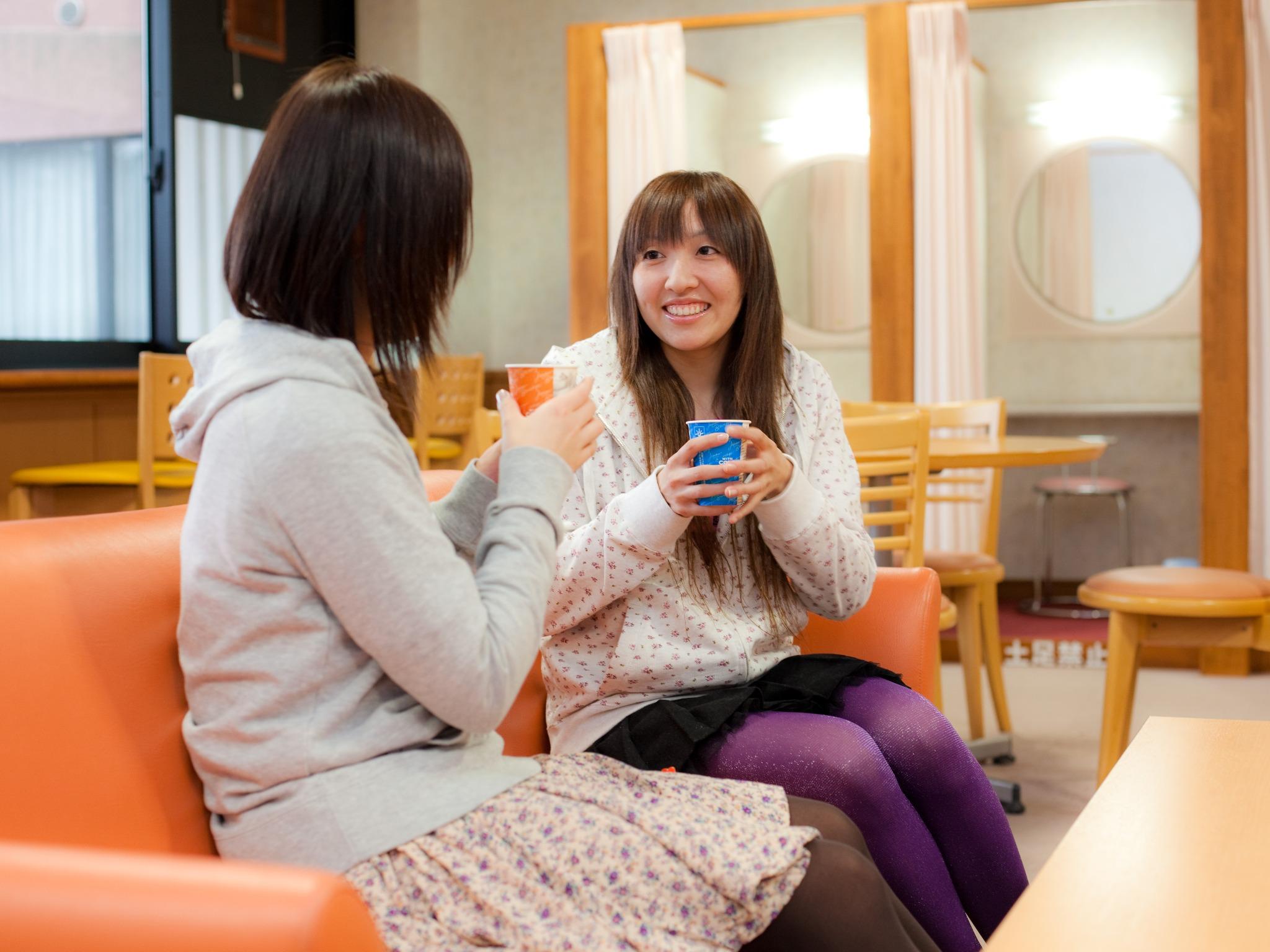 女子学生専用室