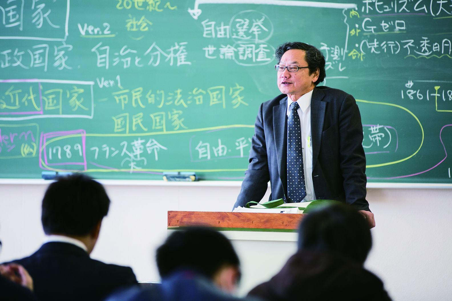 高橋 秀憲教授