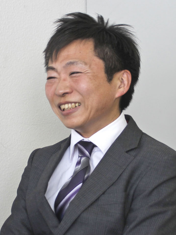 芝崎 大介さん