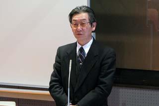 学科長 藤田康雄教授