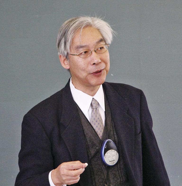 鈴木 健教授