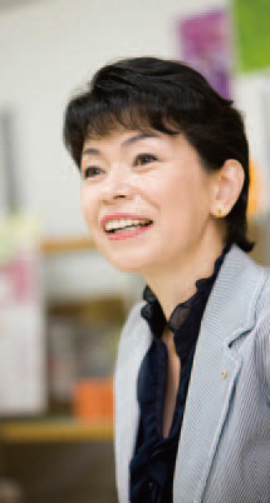 佐藤 美恵子さん