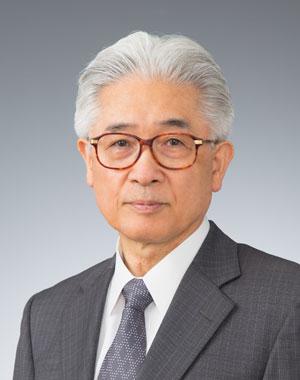 学長 岡田秀二