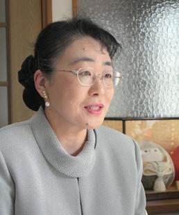 伊藤 今子 教授