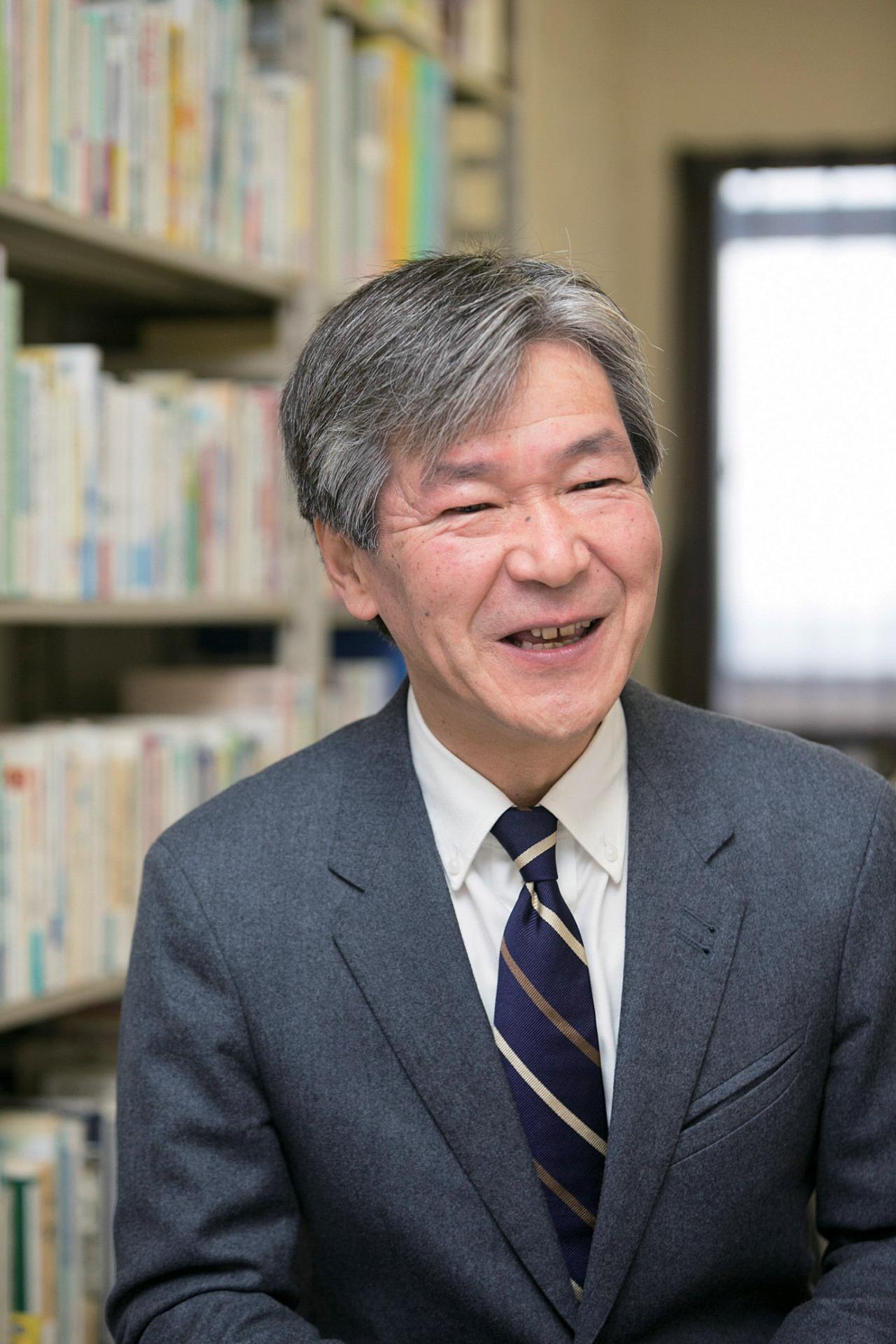 早川 光彦教授