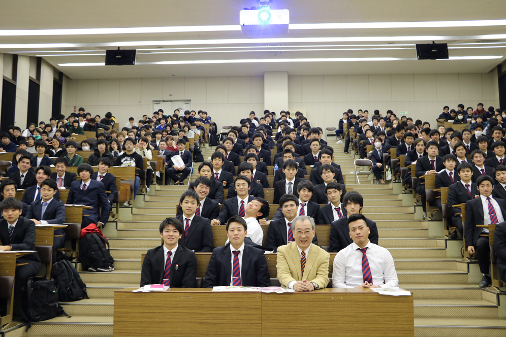 NHK大学セミナーin富士大学
