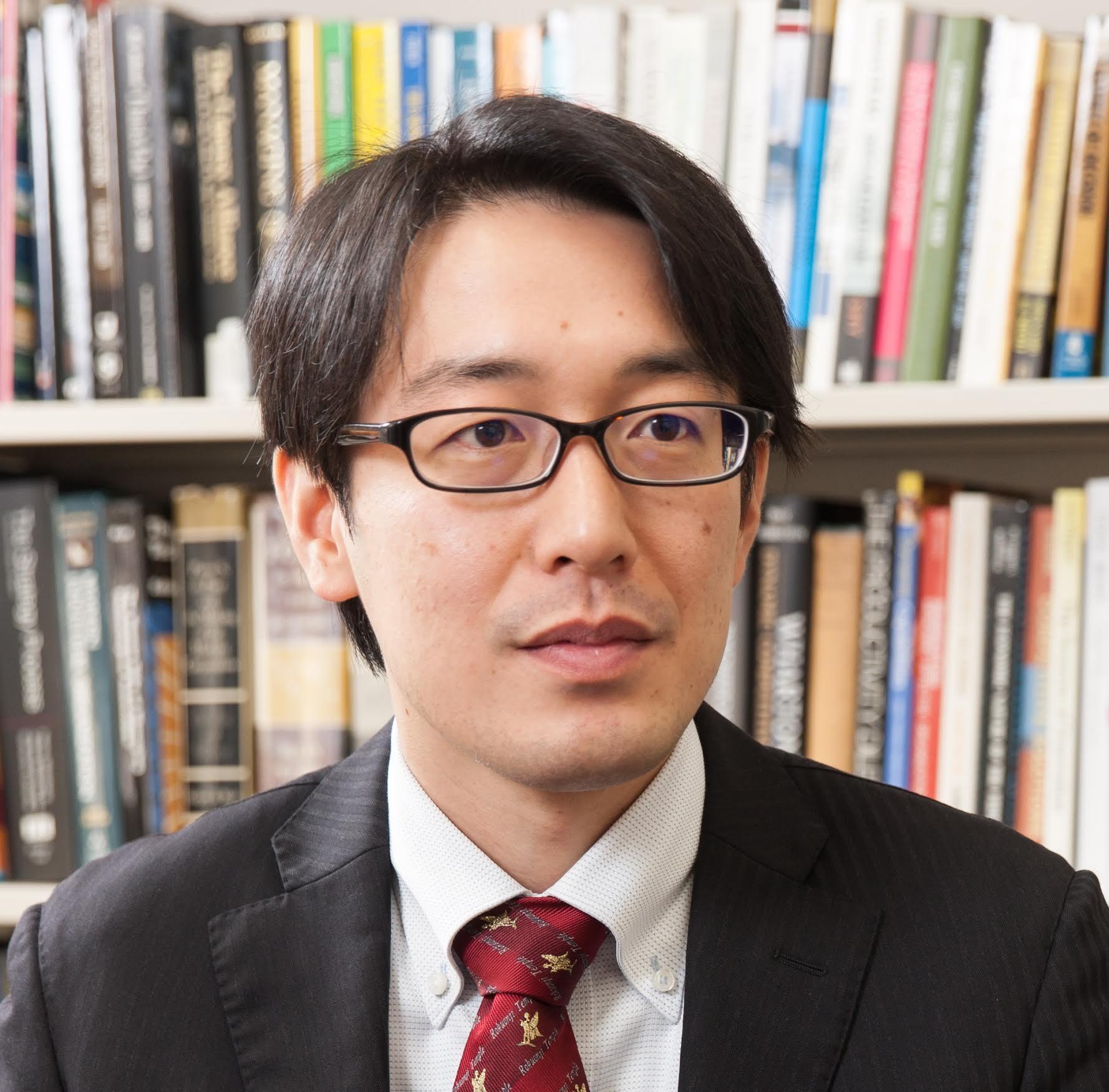 藤原 雅俊 Masatoshi FUJIWARA