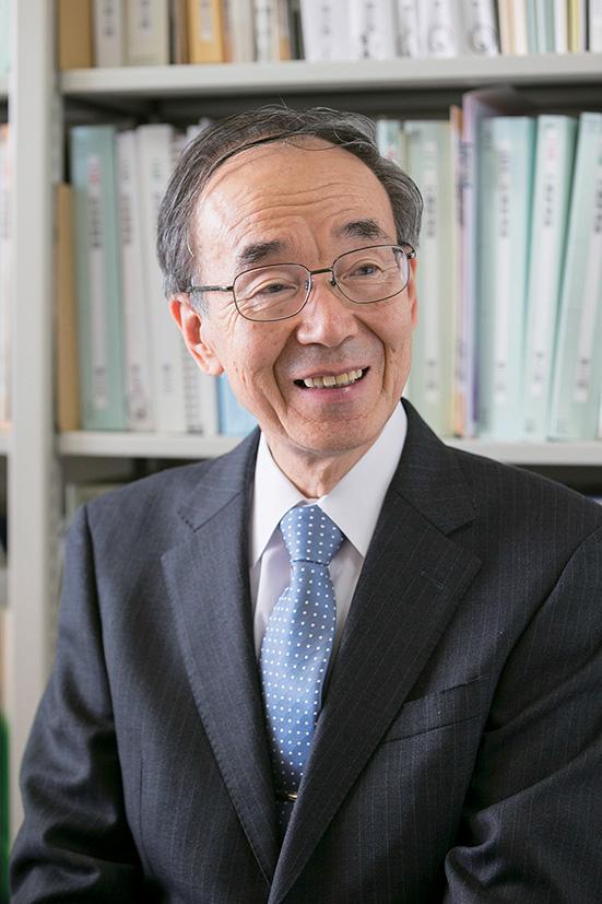 高橋榮幸教授