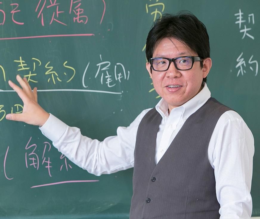 廖 海濤准教授