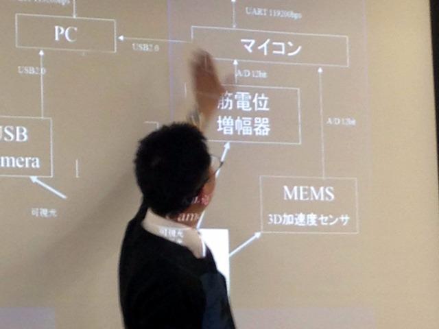 技術セミナー講演画像
