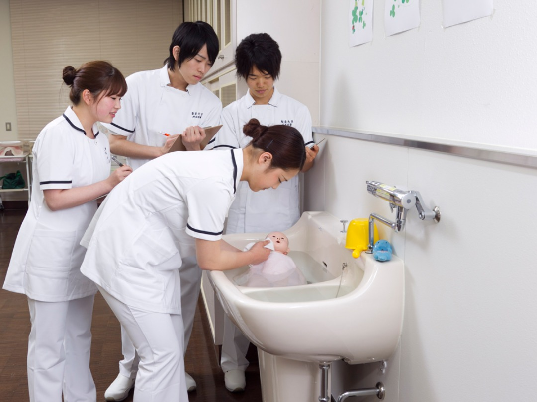 母性・小児看護学実習室
