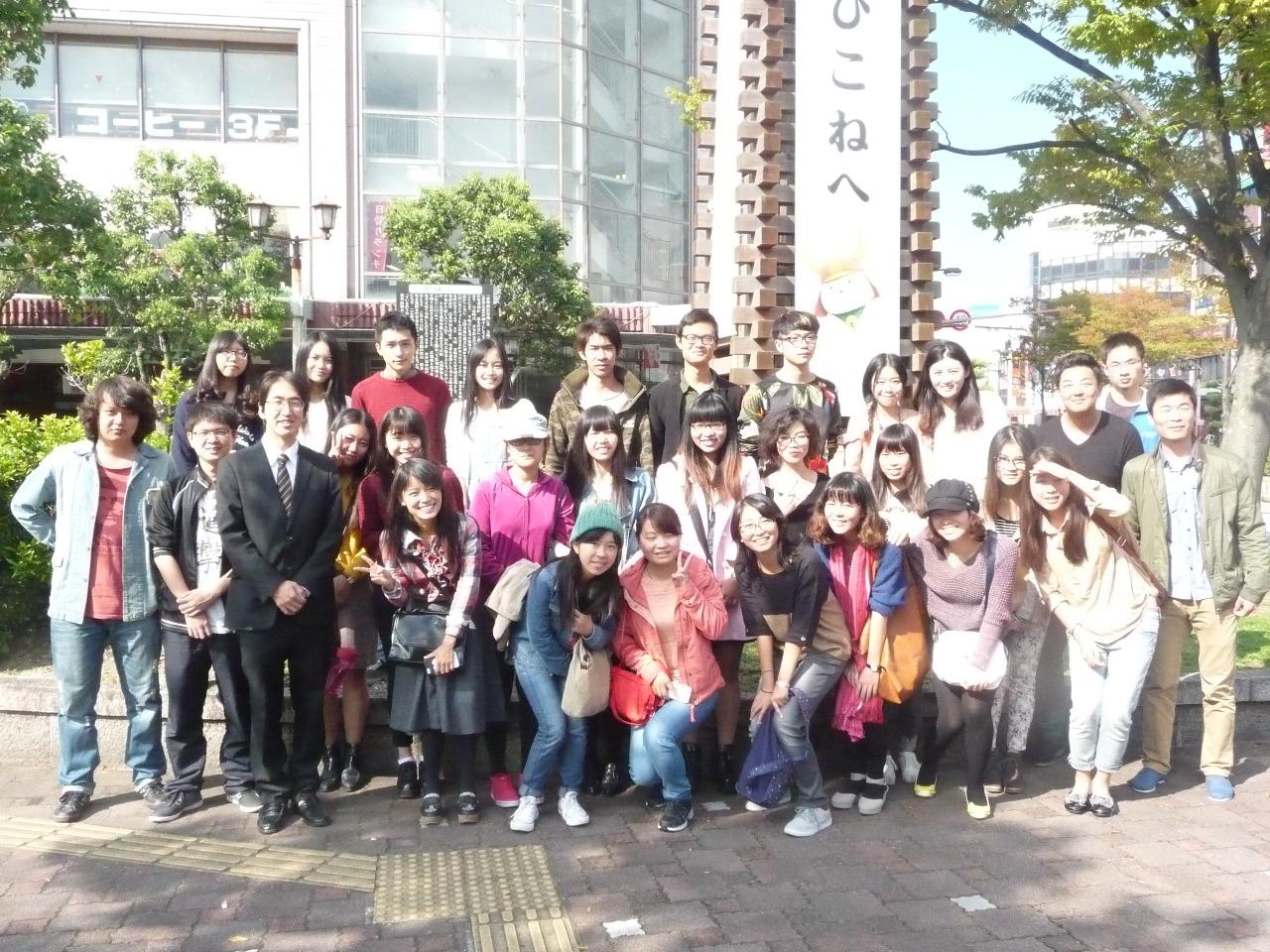留学生 新入生歓迎会