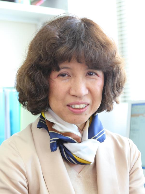 看護学科長 木村 知子
