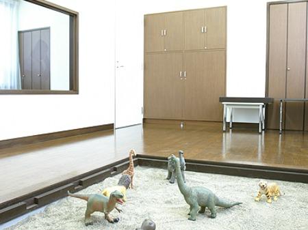 行動観察室