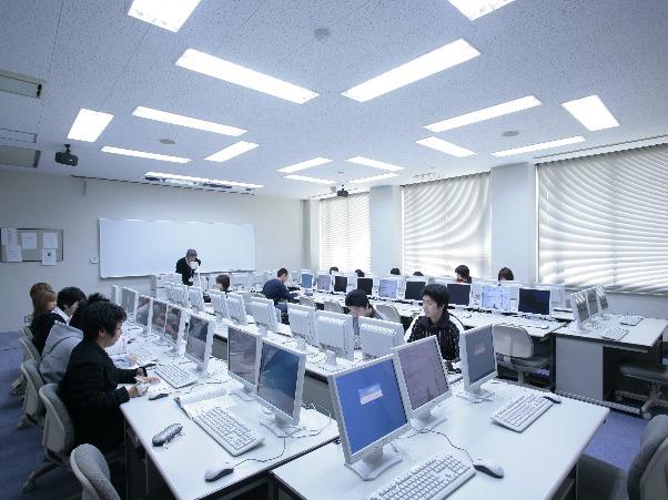 情報センター自習室