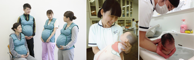 母性看護学領域