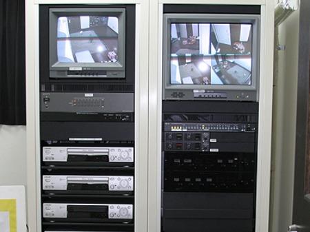 記録・分析室