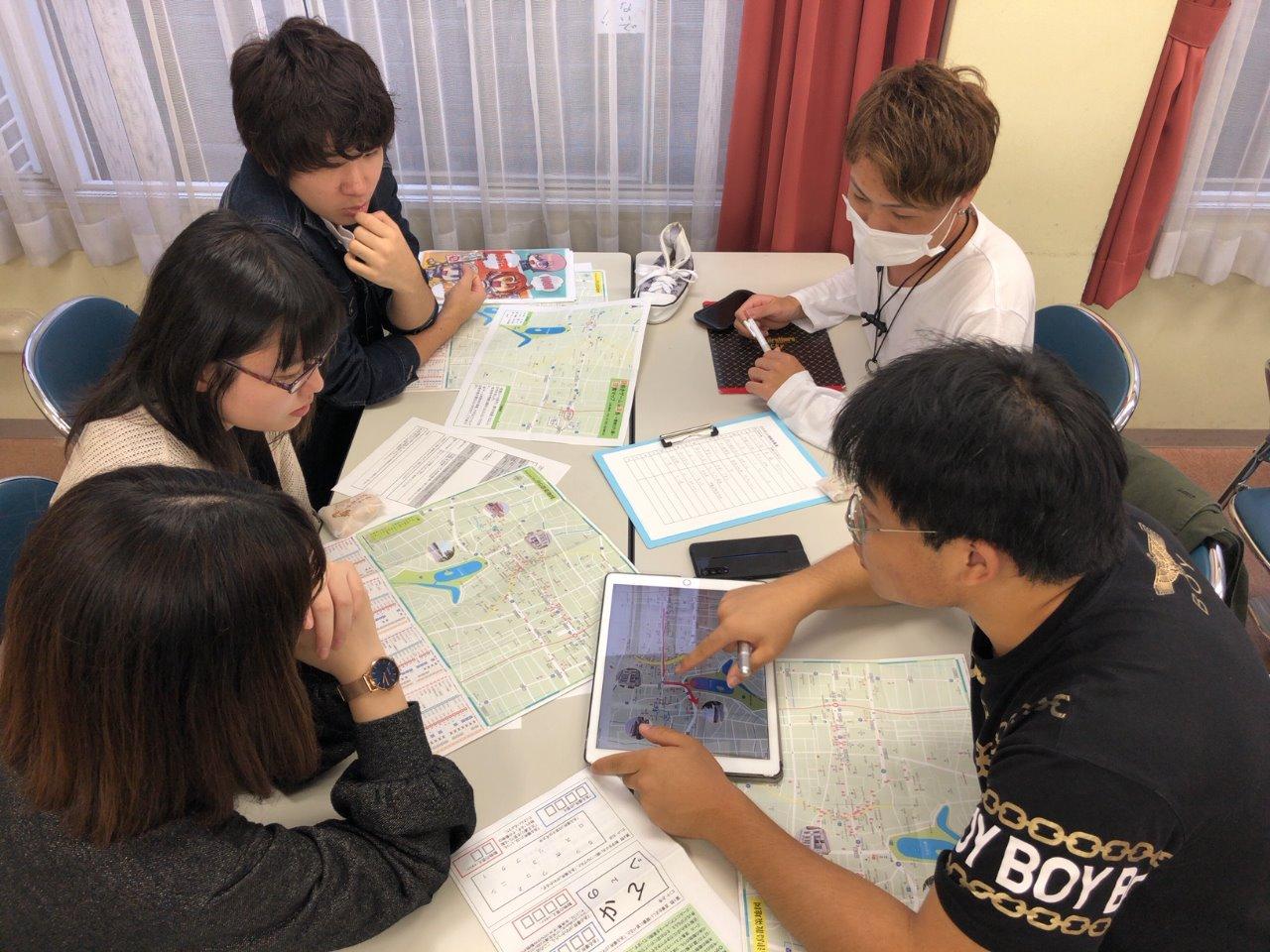 謎解きゲーム in 津島