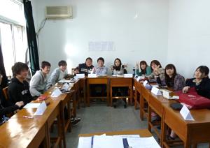 4級対策講座(南開大学での現地プログラム)