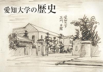 愛知大学の歴史