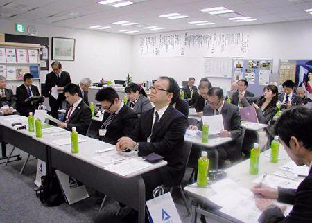 2013年12月に実施した「地域政策学部アピール講演会」の様子